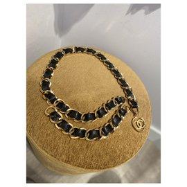Chanel-Collector-Black,Golden