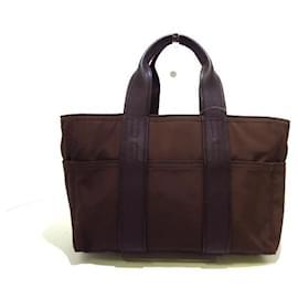 Hermès-Hermes Acapulco-Brown