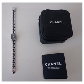 Chanel-Chanel mini Première watch-Black