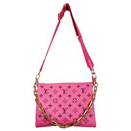 Louis Vuitton-Saco de almofada PM rosa Vuittamine-Rosa