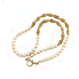Chanel-Pearl necklace-Other