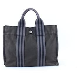 Hermès-Fourre Tout-Black