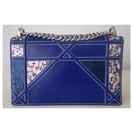 Dior-Sac Dior Diorama-Bleu