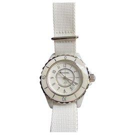 Chanel-J12-G10 Gloss-White