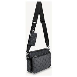 Louis Vuitton-LV trio messenger new-Grey