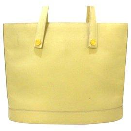 Hermès-Hermès Tote bag-Cream