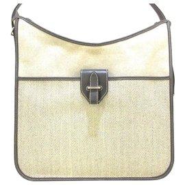 Hermès-Hermès Shoulder bag-Beige
