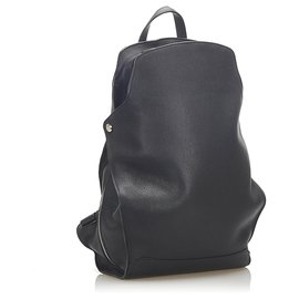 Hermès-Hermes Black Cityback 27-Black