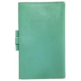 Hermès-Hermès agenda cover-Blue