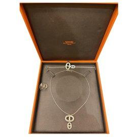 Hermès-Hermes-Silver hardware