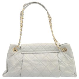 Chanel-Chanel tote bag-White