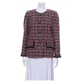 Chanel-8,5K$ NEW 2019 Tweed jacket-Multiple colors