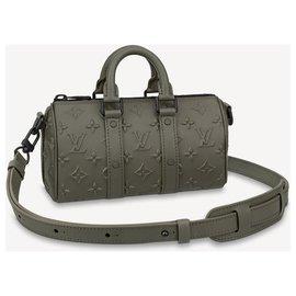 Louis Vuitton-LV Keepall XS new-Khaki