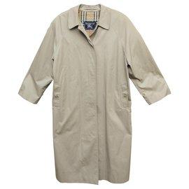 Burberry-Burberry woman raincoat vintage t 48-Beige