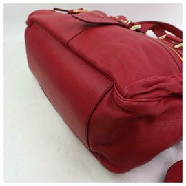 Mulberry-Red Leather Mabel-Other