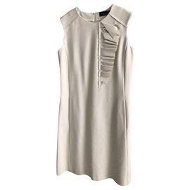 Piazza Sempione-Dresses-White