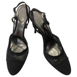 Chanel-sandali-Black