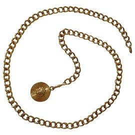 Chanel-Vintage-Golden