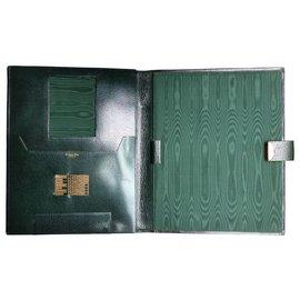 Christian Dior-Wallets Small accessories-Dark green