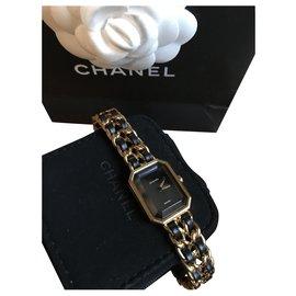 Chanel-Premiere-Gold hardware