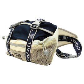 Chanel-CC Sports Bum Bag Fanny Pack Waist Pouch Sports-Other