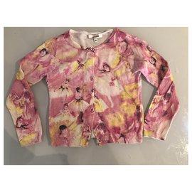 Jean Paul Gaultier-Sweaters-Pink,Multiple colors