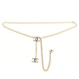 Chanel-Belts-Gold hardware