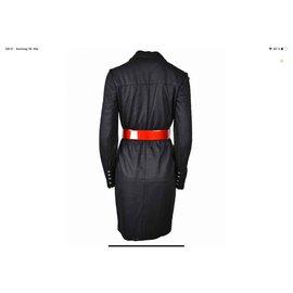 Chanel-Dresses-Dark grey