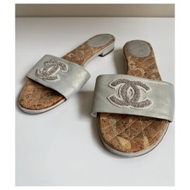 Chanel-CC mules-Other