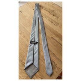 Chanel-Ties-Dark grey