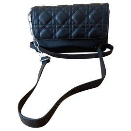 Dior-Dior pouch-Black