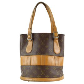 Louis Vuitton-Monogram Marais Petit Bucket Tote Bag 9lvs129-Other