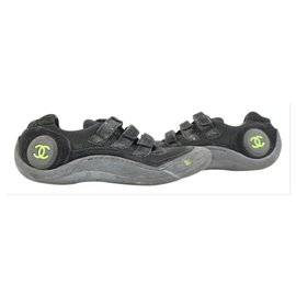 Chanel-CC Logo Mountain Climbing Sneakers 139cca1025-Other