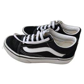 Vans-Old school-Black,White