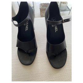 Chanel-Pumps-Black