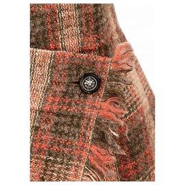 Chanel-CollectorsParis-Edinburgh Skirt-Multiple colors