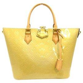 Louis Vuitton-Louis Vuitton Montebello-Yellow