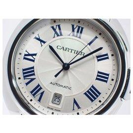 Cartier-CARTIER Cle de silver WSCL0007 Womens-Silvery