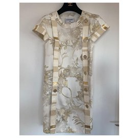Chanel-Chanel dress-White