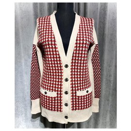Chanel-bright cashmere cardigan-Multiple colors