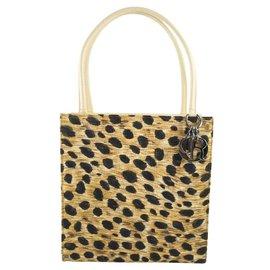 Dior-DIOR handbag-Yellow
