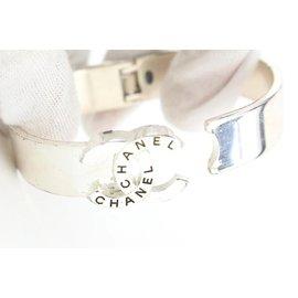 Chanel-96P CC Bangle Bracelet Cuff-Other