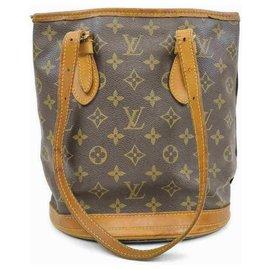 Louis Vuitton-Monogram Marais Petite Bucket PM Tote-Other