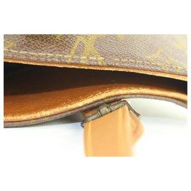 Louis Vuitton-Ultra Rare Bon Voyage Monogram Marais Bucket GM Tote bag-Other