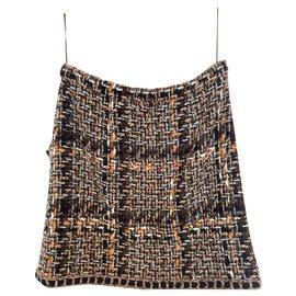 Chanel-5K$ New Paris-Rome Skirt-Multiple colors