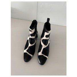 Giuseppe Zanotti-Judy boots-Black