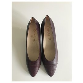 Chanel-Stunning Court Shoes-Other