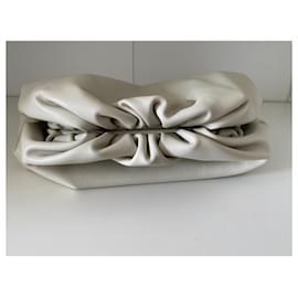 Bottega Veneta-Beutel-Aus weiß