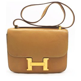 Hermès-Constance-Light brown,Caramel