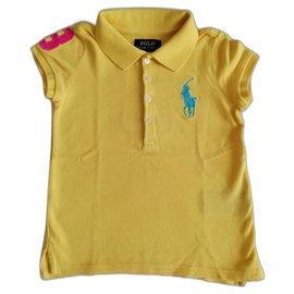 Ralph Lauren-LOGO-Yellow